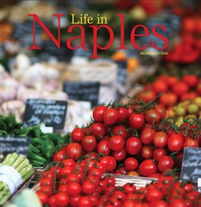 November 2015 Life In Naples Cover Photo