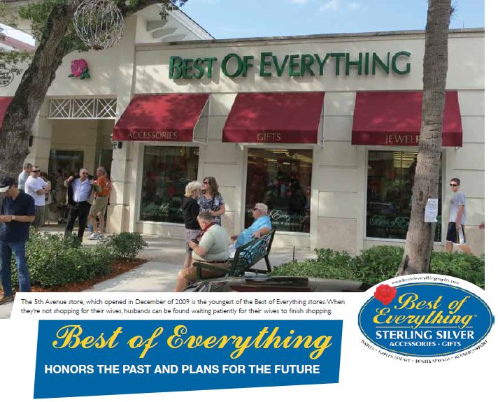 Best Of Everything Honors The Past And Plans For The Future Life