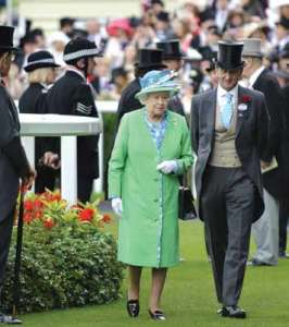 INVITATION TO THE ROYAL ASCOT