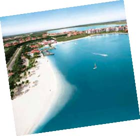 Miromar Lakes Beach & Golf Club was named the #1 community in the United States