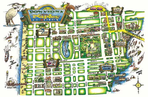 Old-Naples-Walking-Map
