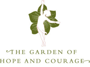Garden of Hope and Courage Logo