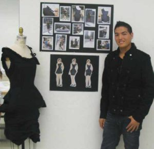 Student Designs Career In Fashion With Help From The Immokalee Foundation Life In Naples Magazine