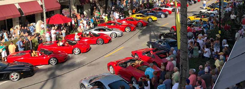 Naples Car Show >> Cars On 5th Life In Naples Magazine